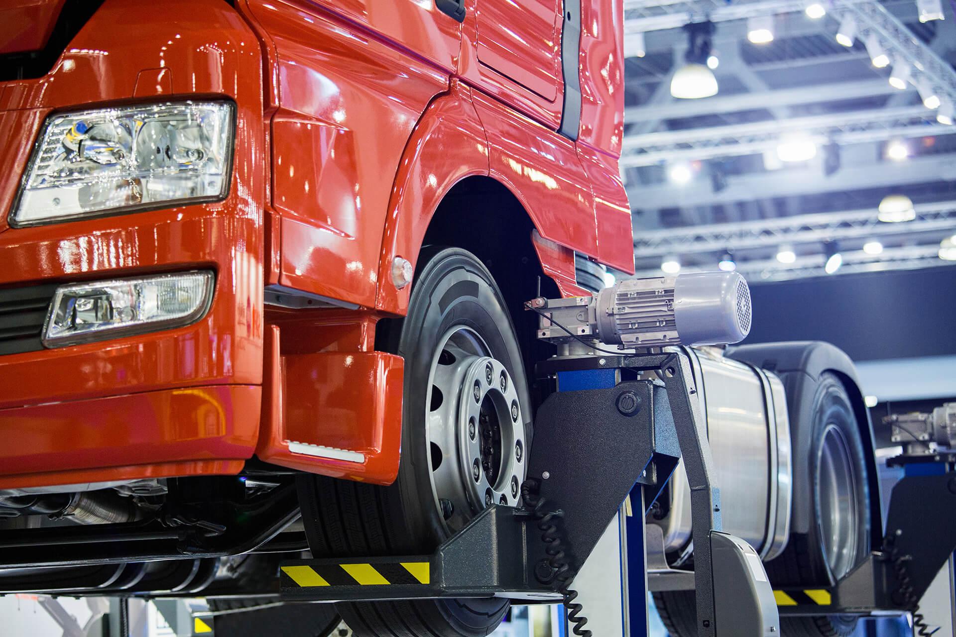Truck Examination